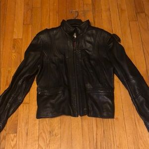 EUC Pelle Studio Leather Jacket